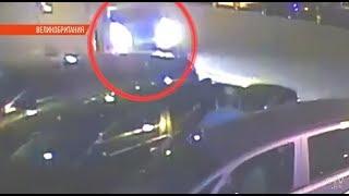 Автомобиль протаранил толпу в Лондоне. Видео очевидцев