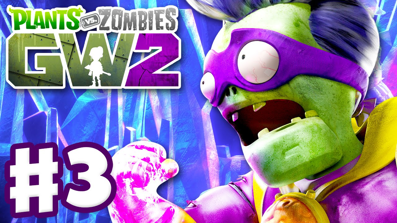 Plants Vs Zombies Garden Warfare 2 Gameplay Part 3 Super Brainz Quests Pc Viyoutube