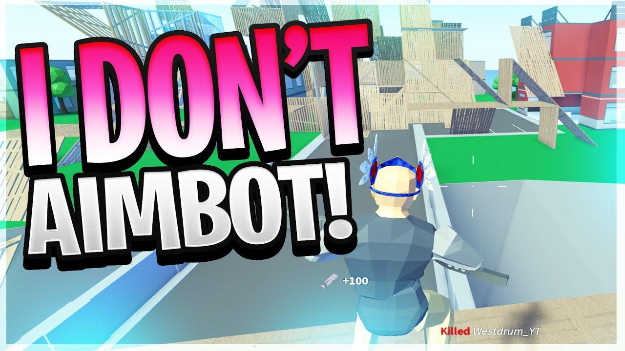 I SWEAR I DON'T AIMBOT IN Strucid LOL( ROBLOX FORTNITE ...