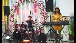 SoundCheck  Đón khách và khai tiệc Sinh Nhật Bé PHÚ LONG