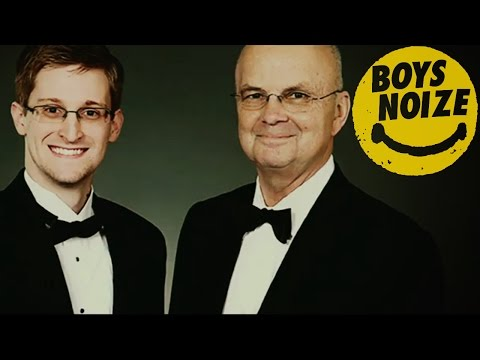 Boys Noize - Mayday (Snowden O.S.T.) (Official Video)