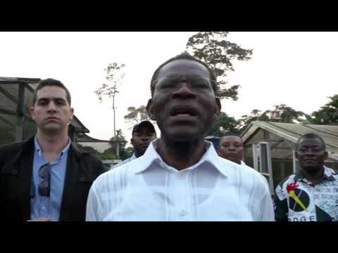 """Obiang """"Hay síntomas de hambre porque la gente no quiere trabajar"""""""