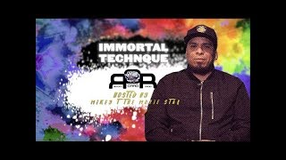 Immortal Technique on Altercation At BET Before 106 & Park Freestyle Friday Battle