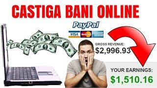 faceți bani online într- o jumătate de oră