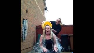 Debbie flett ice bucket challengr