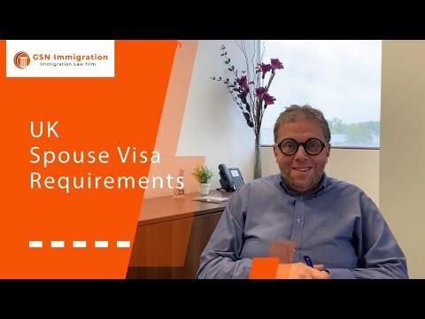 UK Spouse Visa Requirements | Family Visa | Partner Visa | Fiance Visa | PART 1 | Immigration Lawyer