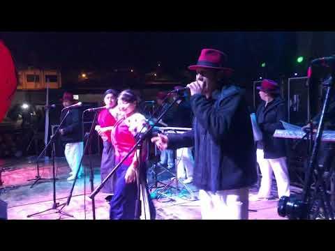 "Grupo ""Mayas"" En Aniversario #19 Radio Iluman  Sanjuanitos"