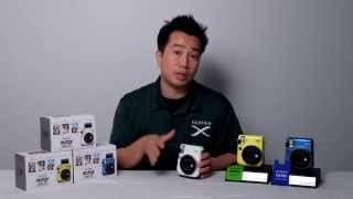 Fuji Guys - Fujifilm Instax Mini 70 - Unboxing & Getting Started