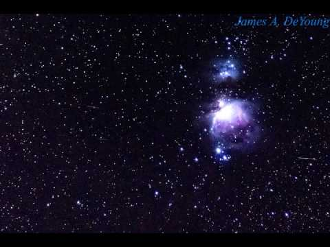 Geostationary Highway Through Orion