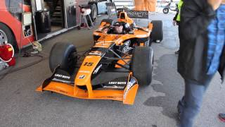 Arrows F1 2002 with JUDD engine(shows engine ,start up, walkaround, technical details, brakes)