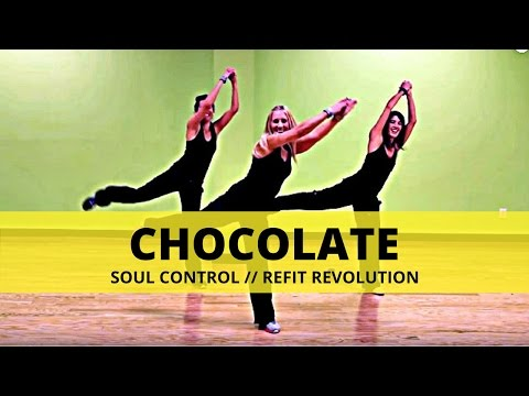 Chocolate  Soul Control  Dance Cardio Workout  REFIT® Revolution