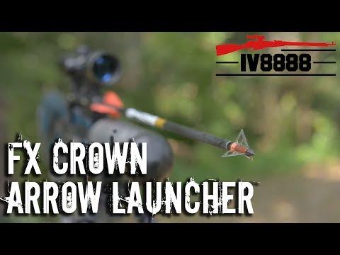 FX Crown Arrow Launcher?