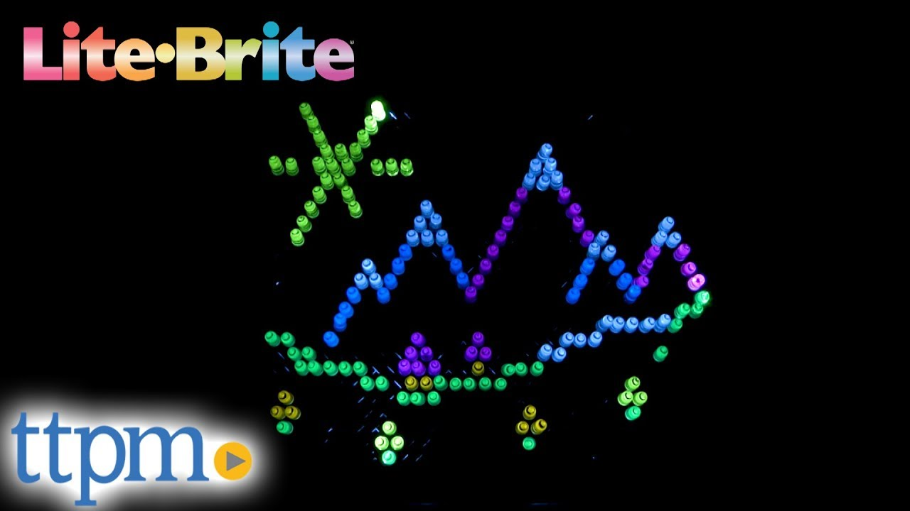 graphic regarding Printable Lite Brite Patterns referred to as Lite-Brite Best Clic in opposition to Straightforward Enjoyment!
