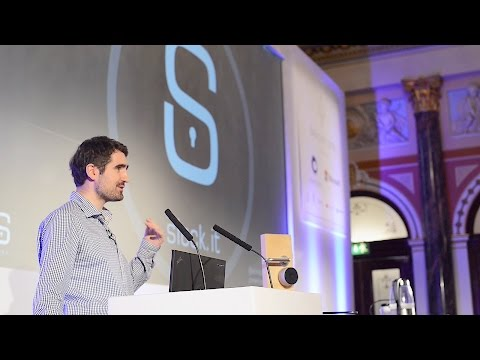 Slock.it DAO demo at Devcon1: IoT + Blockchain