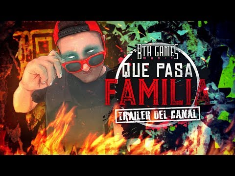TRAILER DEL CANAL | Epic Rap | BTH GAMES - 2018