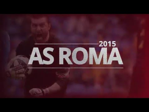 Happy Holidays 2015 | AS Roma