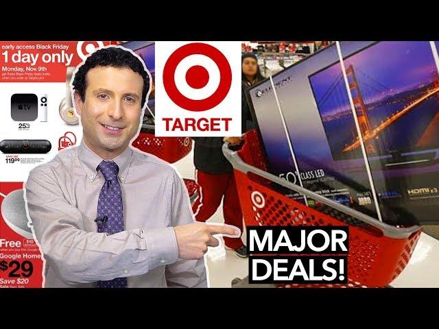 Top 10 Target Black Friday 2017 Deals