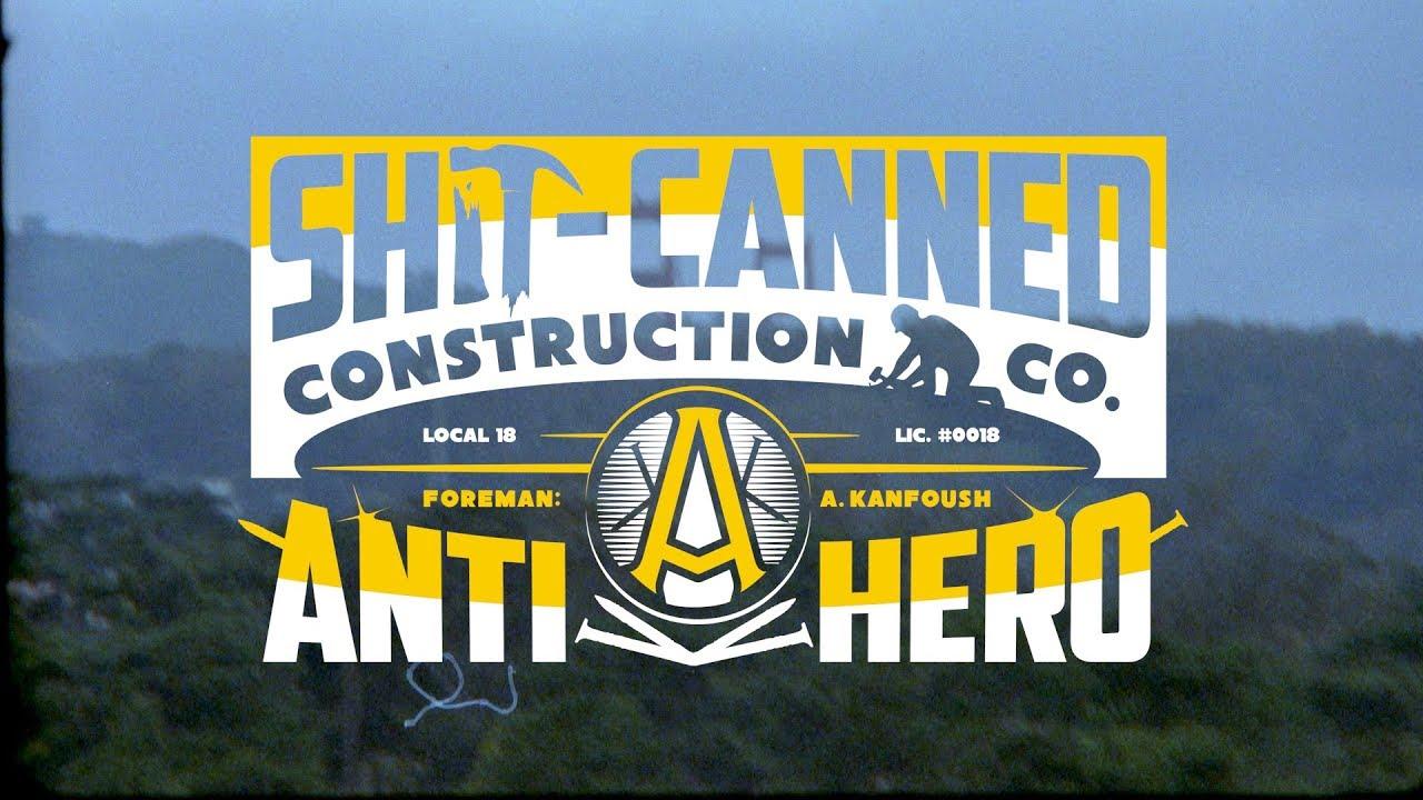 41c0b33d78 Austin Kanfoush: Shit Canned Construction