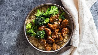 Easy Peasy Chicken And Broccoli