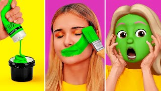 RIDICULOUS PRANKS! || Funny Summer Tiktok Pranks Best Tricks DIYs And Challenges by 123 GO! SCHOOL