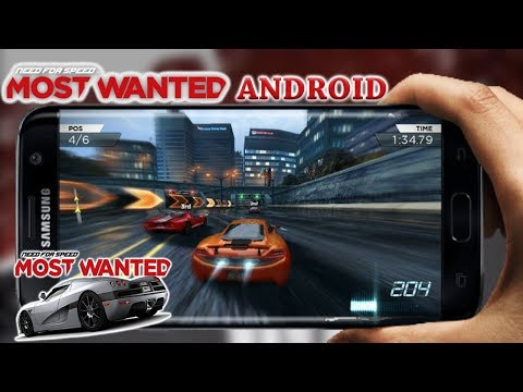 How To Download Need For Speed Most Wanted Game For Android | For Free