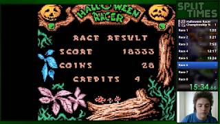 Halloween Racer Championship% (Rookie) - 26:56