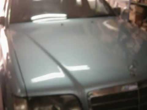 ขายรถมือสอง benz-E280-เบ็นซ์ ปี1994 สีฟ้า