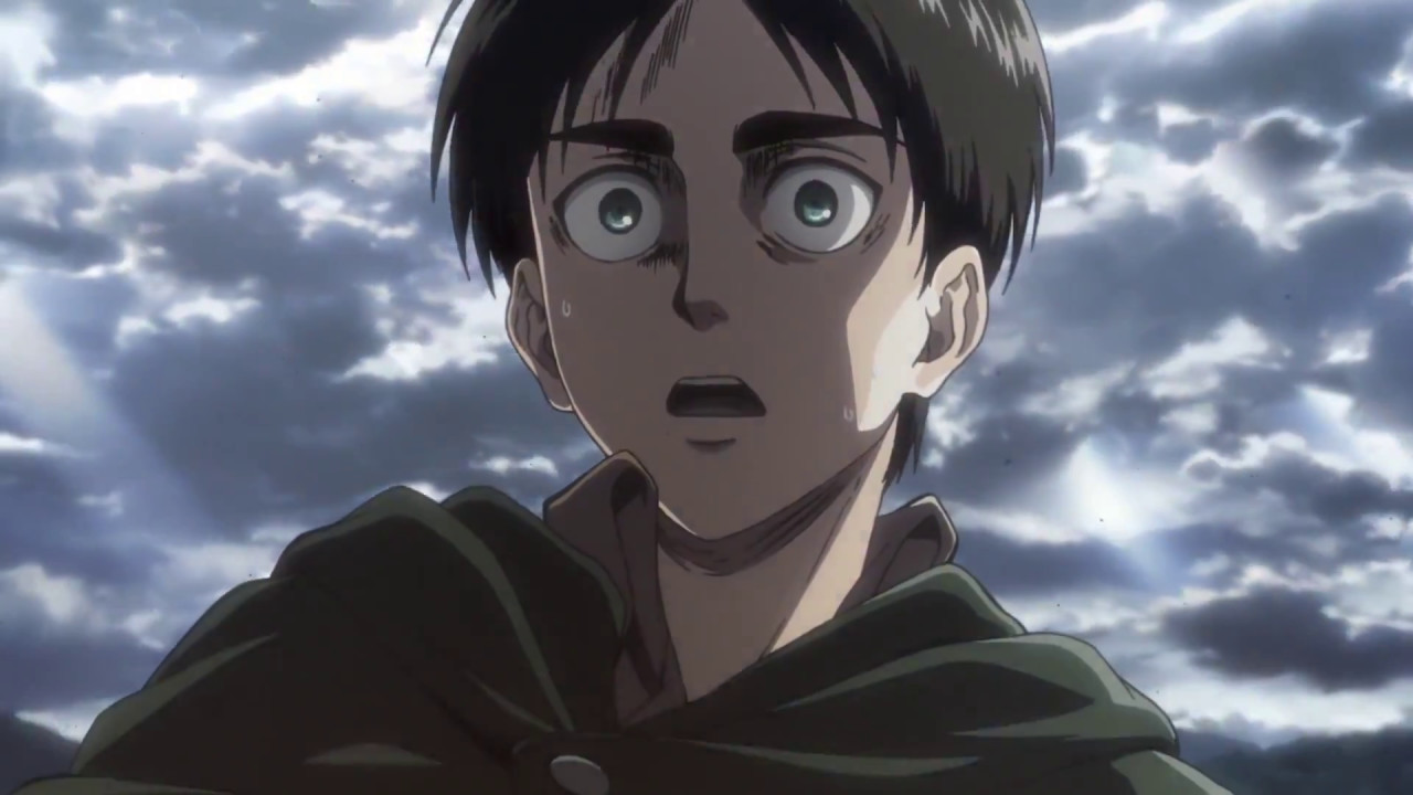 [ENG SUB][HD] Reiner and Bertholdt's betrayal and reveal