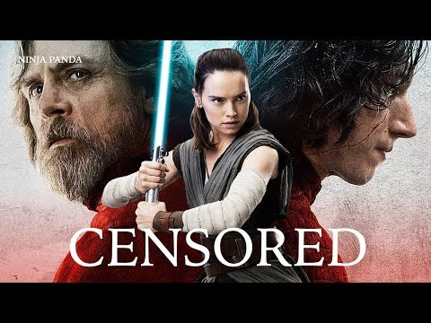 STAR WARS: THE LAST JEDI | Unnecessary Censorship | Try Not To Laugh