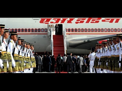 PM Modi departs from Malaysia for Singapore
