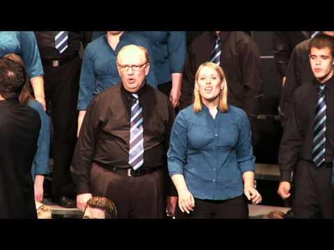 SUMMERTIME   G  Gershwin Arr  Roderick Williams, Salt Lake Choral Artists Chamber Choir