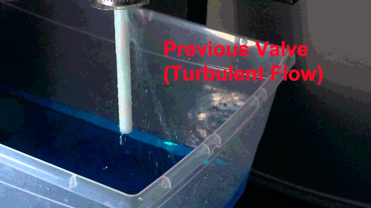 Inexpensive Safe Water Tapped by Correcting Control Valve Output