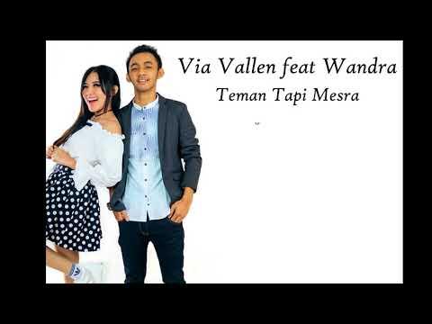 Via Vallen ft Wandra  - Teman Rasa Pacar - Dangdut Koplo Terbaru