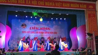 Hát múa Niềm tin ngày mới - Đội văn nghệ quần chúng xã Phú Sơn