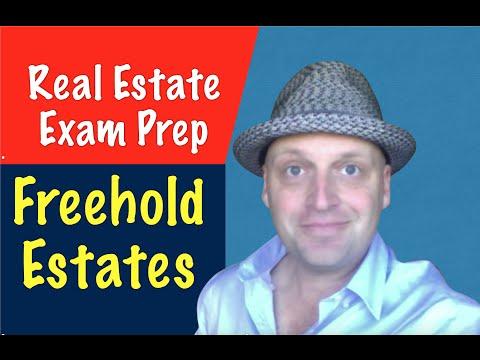 Freehold estates