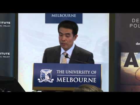 The future of international development in Asia and the Pacific conference session one