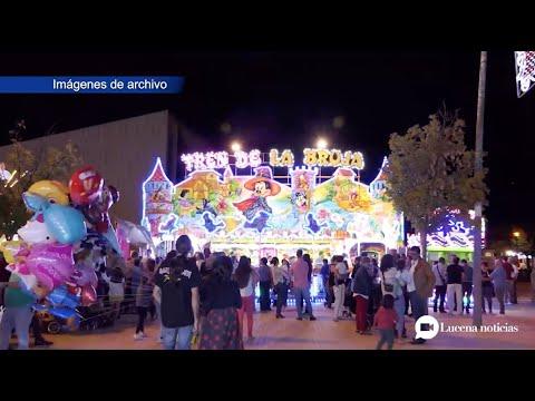 VÍDEO: Lucena se queda sin Feria del Valle, aunque se estudiarán alternativas para esos días