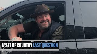 The Moment Lee Brice Knew He Loved His Wife - Last Question