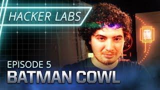Hacker Labs: Batman Cowl Challenge Ep. 5 | Full Sail University