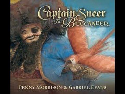 Book Review: Captain Sneer the Buccaneer