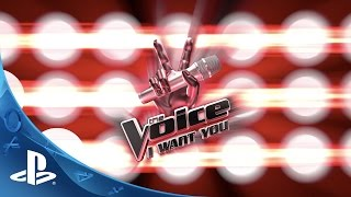The Voice Launch Trailer | PS3