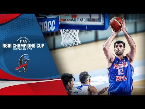 LIVE 🔴 - Chooks-To-Go (PHI) v Petrochimi (IRI) - FIBA Asia Champions Cup 2017