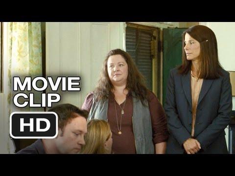 The Heat Movie CLIP - Welcome Home (2013) - Melissa McCarthy, Sandra Bullock Movie HD