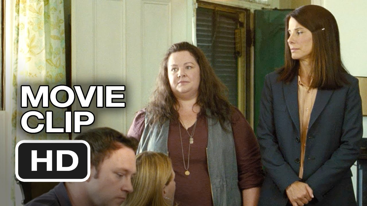 The Heat Quotes The Heat Movie Clip  Welcome Home 2013  Melissa Mccarthy
