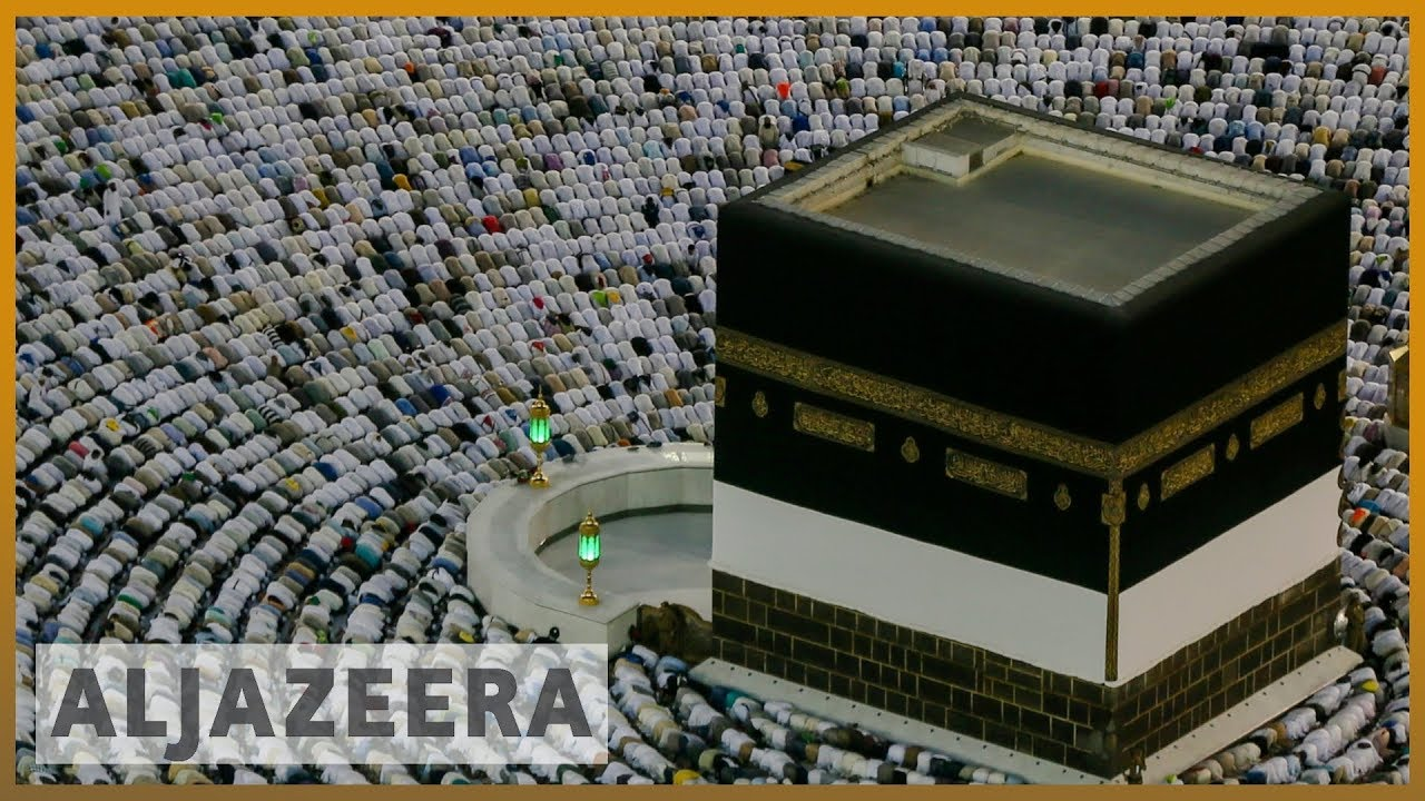 Hajj 360 - experience the journey to Mecca in 360 degrees