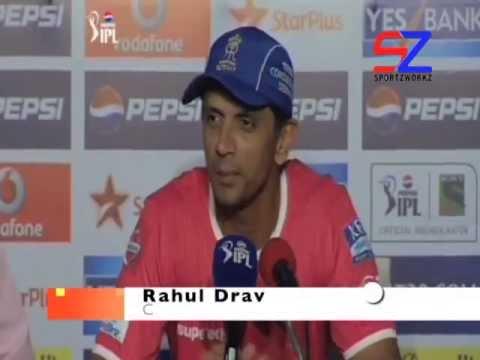 Watson is our Match winner - Rahul Dravid