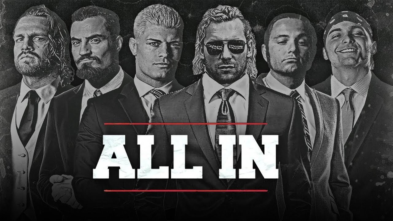 All In 2018 By Downstait Official Theme Song ᴴᴰ