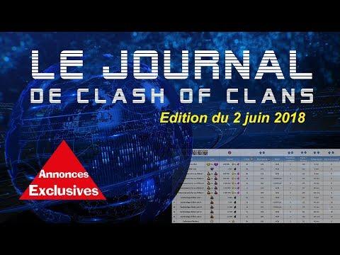 Journal de Clash of Clans | EXCLUSIVITÉ Mondiale : Optimisation des Jeux de Clan | eSport | Bêtisier