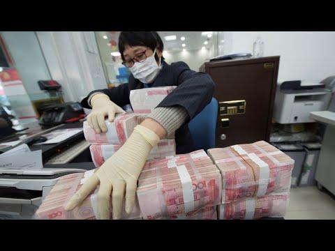-حجر كورونا- على الأوراق النقدية في الصين  - 17:01-2020 / 2 / 15