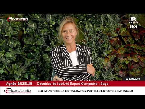 Les Entretiens de l'Académie : Agnès Buzelin